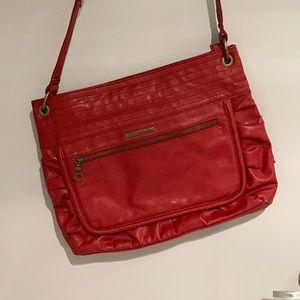 MATT BY MATT & NAT Vegan Leather Crossbody bag red